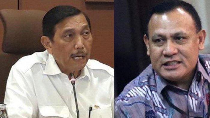 Luhut Panjaitan Minta Pemeriksaan Edhy Prabowo di KPK Tak Berlebihan, Ketua KPK Menjawab Begini