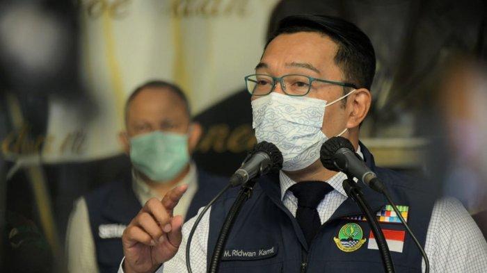 Semua Daerah di Jabar Terapkan PPKM Level 4 Sampai 25 Juli, Ridwan Kamil Beri Penjelasan