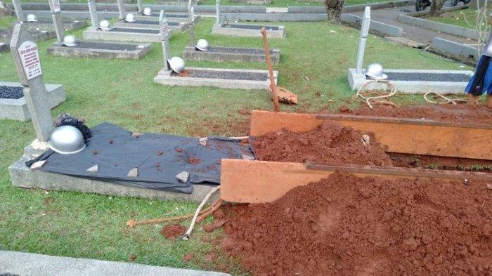 75 Persen Jenazah di Pemakaman Khusus Covid-19 di Cikadut Bandung Ternyata Negatif Covid-19