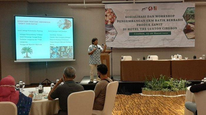 BPPT Ajak Perajin Batik di Jawa Barat Gunakan Malam Kelapa Sawit, Bisa Tekan Cost Produksi Batik