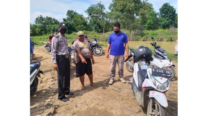 2 Maling Motor di Indramayu Dikejar Warga, Tabrak Jembatan, Satu Jatuh & Tertangkap, Satu Lagi Kabur
