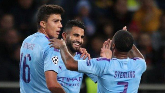 Link Live Streaming Manchester City Vs Aston Villa: Jika Menang, The Citizens Bisa Dapat Dua Bonus