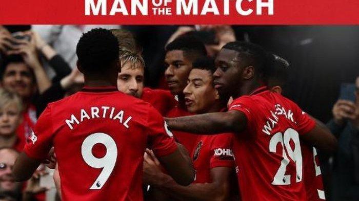Hasil Liga Inggris, Manchester United ke Liga Champions Setelah Libas Leicester City 2-0
