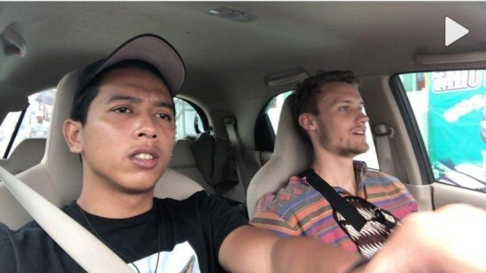 VIRAL Driver di Semarang Ini Marahi Bule Pakai Bahasa Jawa, Driver Tak Peduli Tanggapan Warganet
