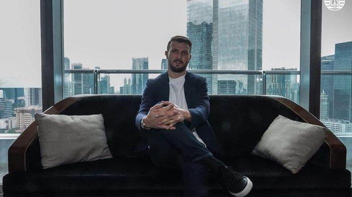 Gabung Persija Jakarta Jadi Mimpi Mantan Pemain Juventus, Marco Motta: Aku Ingin Main di Asia