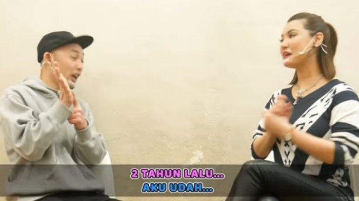 Mario Ozawa atau Miyabi saat diwawancarai oleh DAISUKE BOTAK