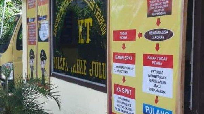 Anggota TNI-Polri di Tapanuli Utara Terlibat Bentrokan, 7 Orang Terluka, Markas Polisi Rusak