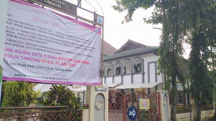 Cegah Penyebaran Covid-19, MUI Kota Cimahi Minta Masyarakat Lakukan Salat Idul Adha di Rumah