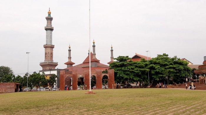 Ketua DKM Masjid At-Taqwa Kota Cirebon Pastikan Kegiatan Ramadan Berjalan Sesuai Prokes
