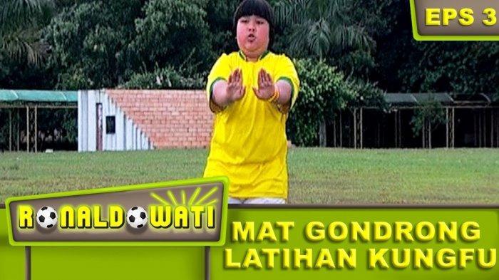 Jarang Nongol di TV, Tak Disangka Begini Nasib Pemain Ronaldowati Mat Gondrong Sekarang, Jadi Begini