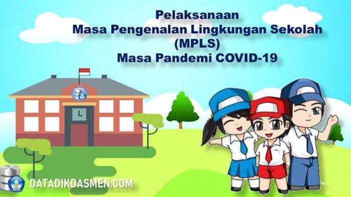 Download Materi MPLS 2020/2021, Besok Senin 13 Juli Mulai Tahun Ajaran Baru & Belajar Daring