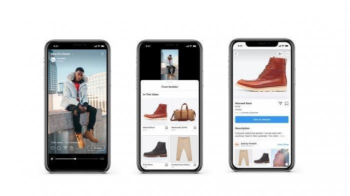 Sudah Tahu Belum Kalau Instagram Punya Fitur Shopping? Jualan Jadi Lebih Efektif, Nih Cara Aktifkan