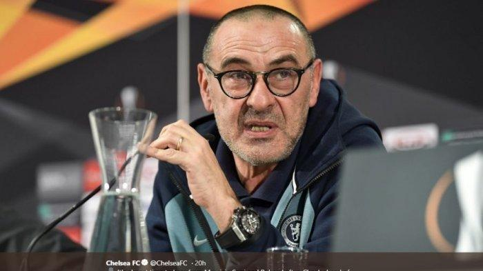 Lazio Tunjuk Maurizio Sarri Jadi Pelatih, Isi Kekosongan yang Ditinggalkan Simone Inzaghi
