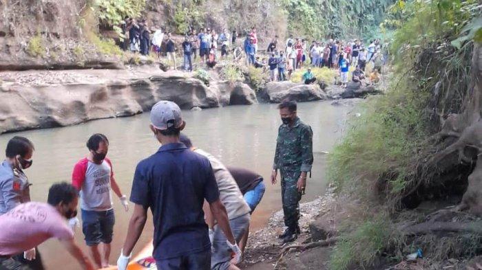 Penemuan Mayat di Sungai Cisande Kuningan Gegerkan Warga, Begini Penjelasan Kapolsek Lebakwangi