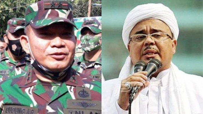 Dudung Jadi Trending di Twitter, Pangdam Jaya Itu Diapresiasi Ketegasannya Soal Habib Rizieq dan FPI