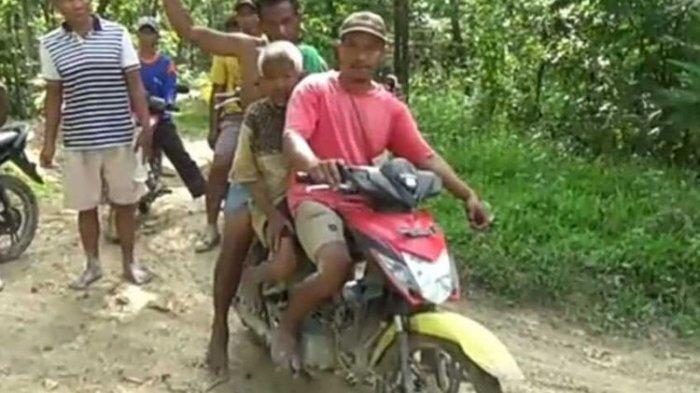 Mbah Lasimin Hilang di Hutan 2 Hari, Linglung Jalan Kaki Tak Sampai ke Kampung, Dibawa Makhuk Gaib