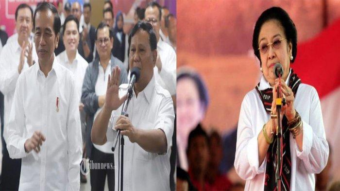 Megawati Minta Presiden Jokowi Tunjuk Pengganti Maruf Amin dan Mahfud MD, Singgung-singgung Prabowo