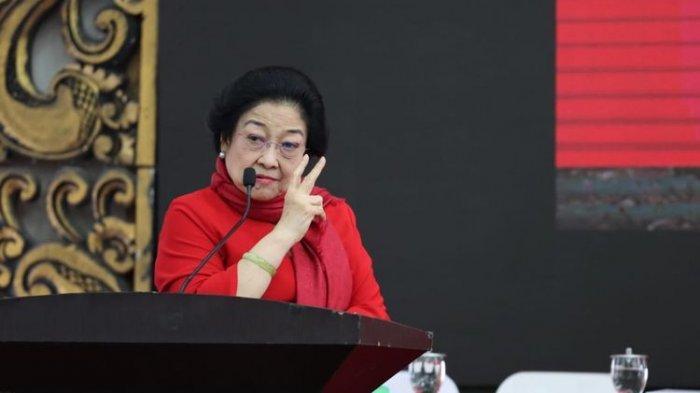 Sambil Menangis Megawati Ingatkan Kader PDIP Agar Tidak Korupsi: Jangan Coba-coba Korupsi