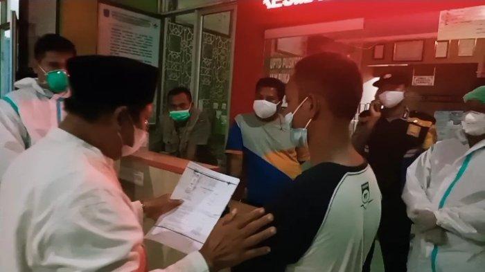 Warga Meninggal karena Positif Antigen, Keluarga Geruduk Puskesmas di Pangandaran Tanyakan Kejelasan