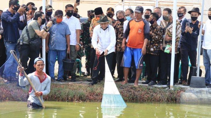 Presiden Joko Widodo Akan Siapkan Program Tambahan Bansos Produktif Bagi Pelaku UMKM