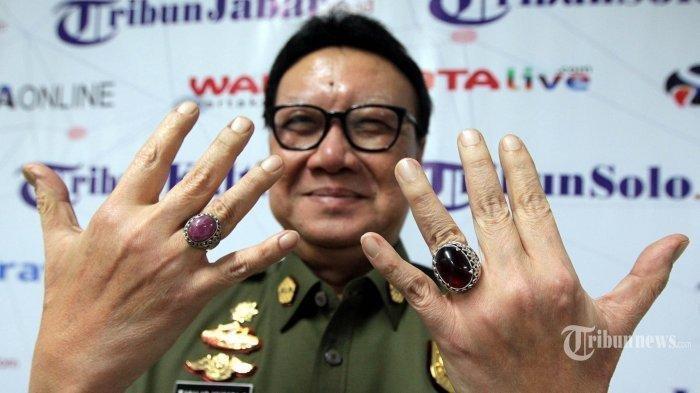Tegur 103 Kepala Daerah Mulai Gubernur Bupati dan Wali Kota, Mendagri Minta PNS Korup Dipecat