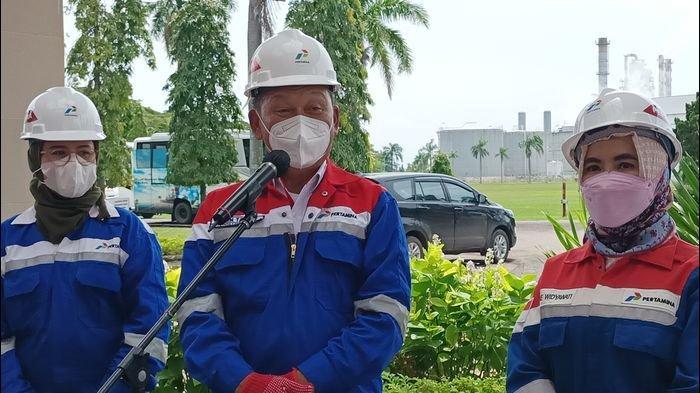 Pihak Internasional Diminta Ikut Investigasi Penyebab Ledakan Tangki Kilang Pertamina Indramayu