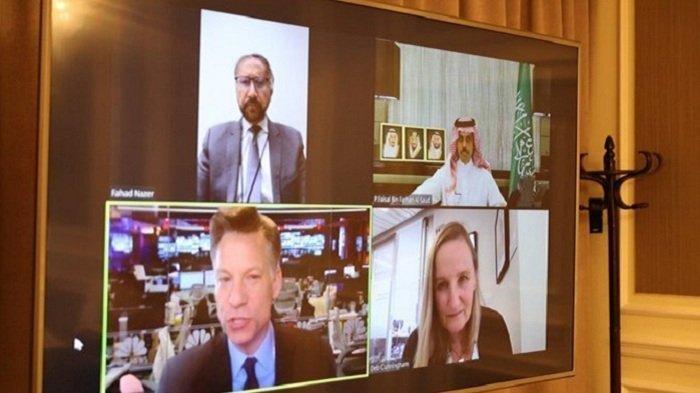 Menteri Luar Negeri Arab Saudi Tanpa Basa-Basi Bilang Iran Biang Kerok Konflik Timur Tengah