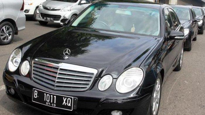 Harga Mobil Camry dan Mercedes Bekas Taksi Cuma Rp 110 Juta, Perawatan Teratur Mesin Masih Tokcer