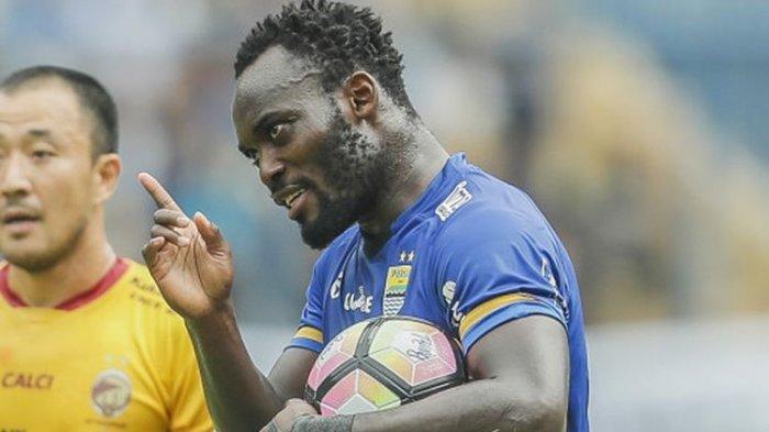 Essien Benar-benar Dicintai Bobotoh, Pernah Jadi Penyelamat Persib Bandung di Liga 1 2017