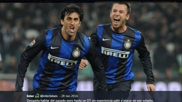 Mantan Pemain Inter Milan 'Si Bengal' Prediksi Inter Milan Bakal Raih Scudetto Musim Ini, Asalkan