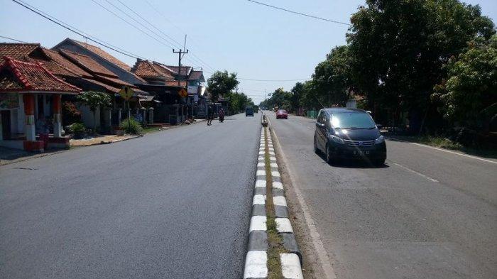 Minim PJU dan Rawan Begal, Polisi Imbau Pemudik Tak Lewati Jalur Alternatif Jatibarang - Krangkeng