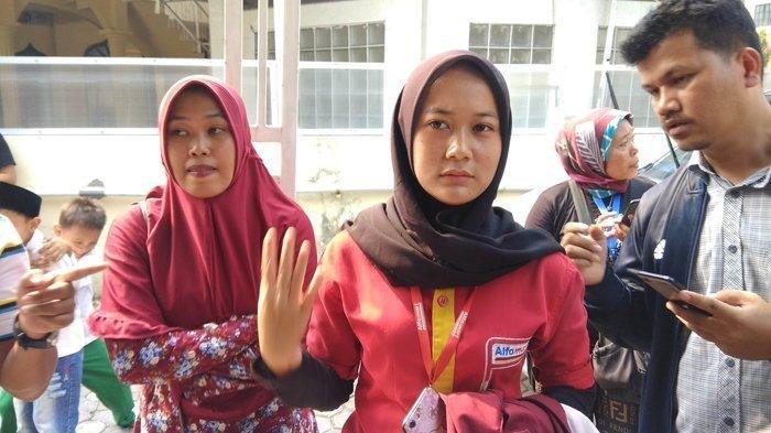 Wanita Ini Diseret & Dicekik Perampok, Disuruh Buka Baju, Duit Rp 20 Juta Pun Digondol