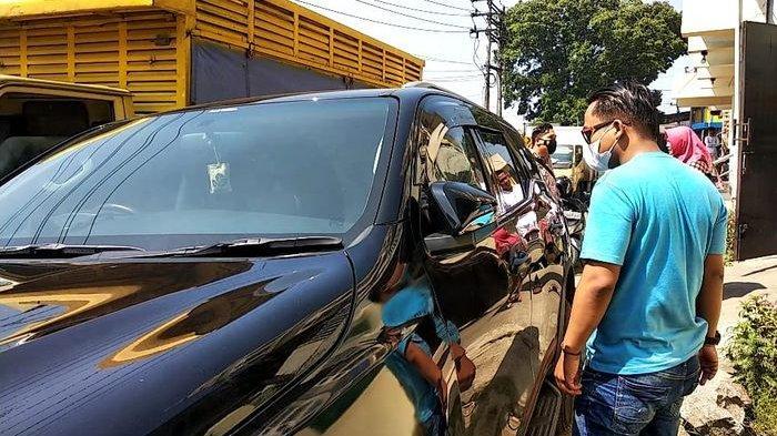 Maling Nekat Bobol Mobil Anggota TNI di Sukabumi, Pelaku Gondol HP Uang Rp 500 Ribu dan 40 Dollar AS