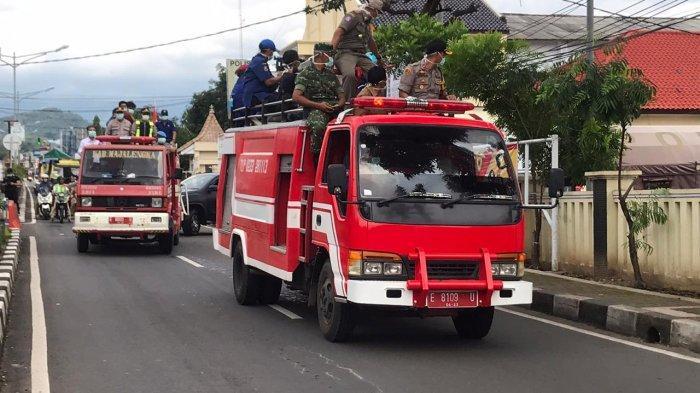 Majalengka Kekurangan Mobil Damkar, 3 Unit Armada Sudah Tak Layak Jalan Kini Terparkir di Pelataran