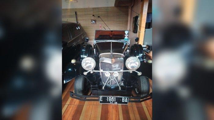 Heboh Ada Mobil Adolf Hitler Pimpinan NAZI di Kuningan, Si Pemilik Beri Penjelasan dan Ternyata . .