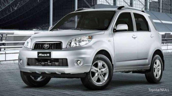 Toyota Rush Bekas Makin Murah, Siapa Minat, Bisa Cek Harga dan Spesifikasinya di Sini