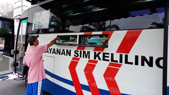 Mobil SIM Keliling Polres Cirebon Kota Hari Ini, Kamis 1 Oktober 2020 Ada di Grage Mall
