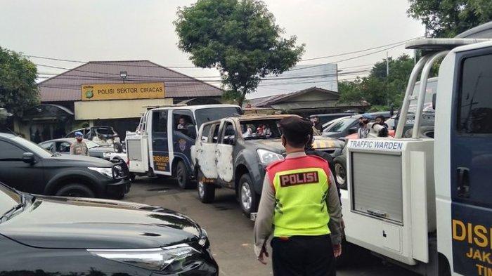 29 Orang Anggota TNI AD Jadi Tersangka Penyerangan Mapolsek Ciracas, Oknum AL dan AU Diduga Terlibat