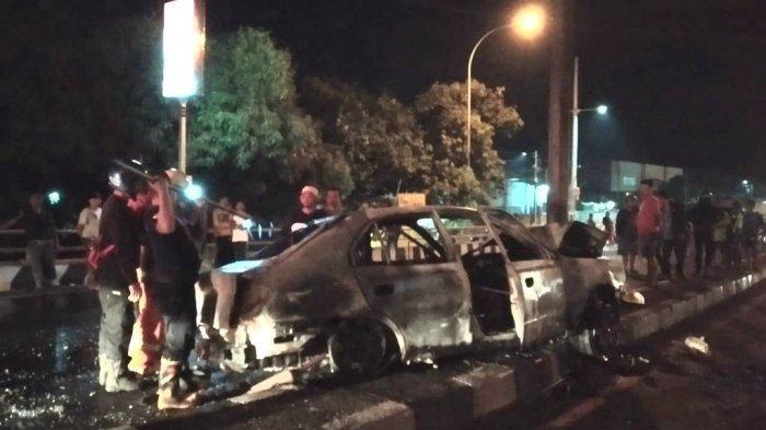 Menegangkan Beredar di WAG Video Kejar-Kejaran Polisi dan Dua DPO Curas di Cirebon Kota