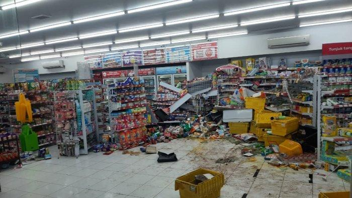 Fortuner Nyungsep Masuk ke Minimarket di Kuningan hingga Viral, Polisi Ungkap Penyebabnya