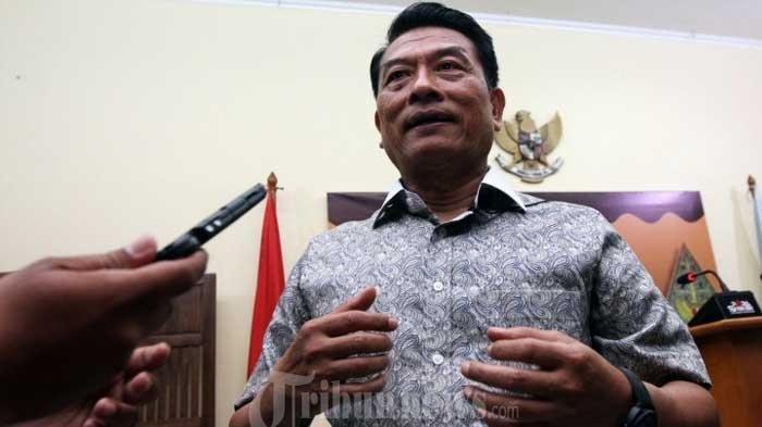 Diam-diam Moeldoko Gelar Pertemuan dengan Eks Demokrat di Hotel, Ngaku Dapat Restu Jokowi
