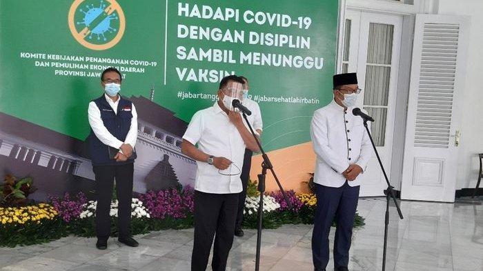 Anak Buah Jokowi, Moeldoko, Datangi Gedung Pakuan Bertemu Ridwan Kamil, Ada Urusan Apa Ya?