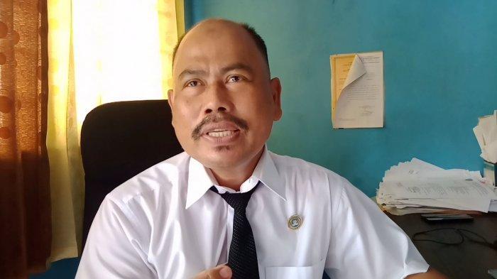 Plt Kasi Pencegahan Kesiapsiagaan Bencana BPBD Kabupaten Indramayu, Mohammad Khusen, Senin (31/5/2021).