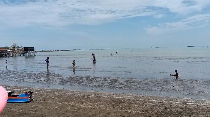 Libur Panjang Natal dan Tahun Baru, Objek Wisata Pantai di Indramayu Ini Malah Sepi Pengunjung