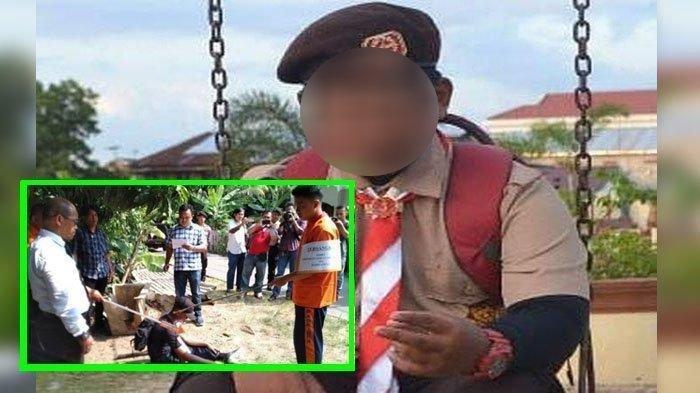Siswa SMA Taruna Palembang Tewas di Tangan Pembina MOS, Kepala Korban Dipukul Pakai Bambu