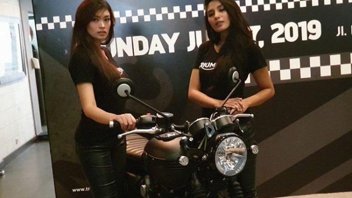 Dua Model Motor Triumph Edisi Terbatas Dijual di Indonesia, Harga Dibanderol Rp 495 Juta