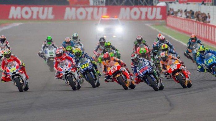 Link Live Streaming MotoGP Eropa 2020 Malam Ini, Valentino Rossi Kembali ke Lintasan