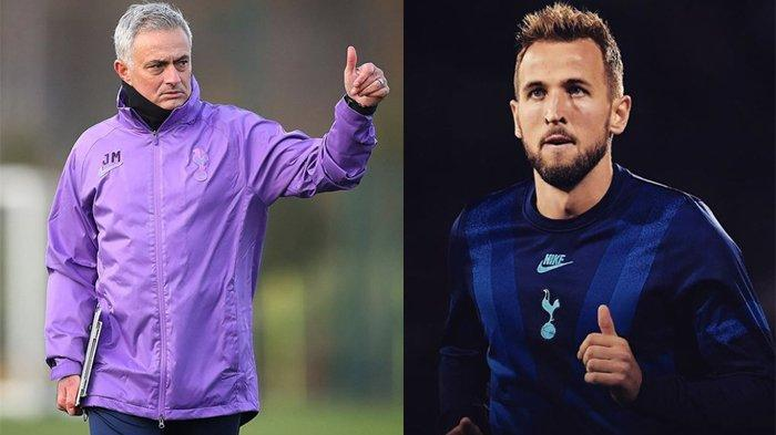 Jose Mourinho Melarang Tottenham Hotspur Menjual Harry Kane