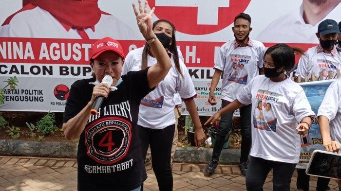Mpok Atiek Beri Dukungan Untuk Nina Agustina, Ngaku Kagumi Hal Ini dari Sang Putri Mantan Kapolri