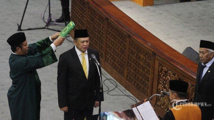 Kursi Panas Ketua MPR RI Jadi Rebutan, Gaji Rp 5 Jutaan, tapi Tunjangan Puluhan Juta Rupiah